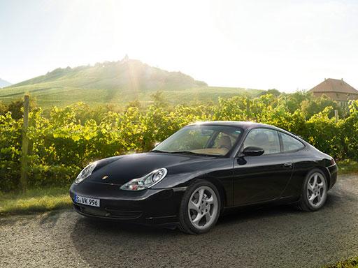 Unsere Wartungsangebote für Ihren Porsche 911 (Typ 996)