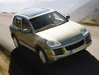 Unsere Wartungsangebote für Ihren Porsche Cayenne (Typ E1)