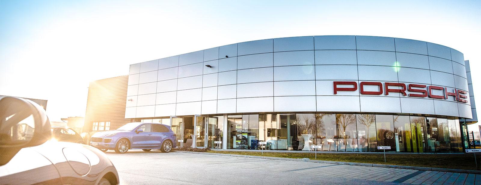 Le Centre Porsche de Landshut